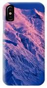 Denali Alpenglow IPhone Case