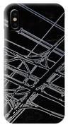 Densen On Dark Sky IPhone Case
