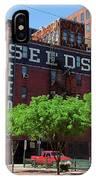 Denver Downtown Warehouse IPhone Case