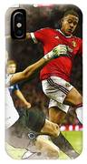 Depay In Action IPhone Case
