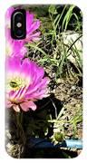 Desert Blossom IPhone Case