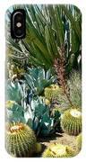 Desert Garden IPhone Case