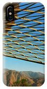 Desert Grid IPhone Case