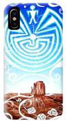 Desert Hallucinogens IPhone Case