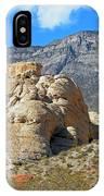 Desert Hikers IPhone Case