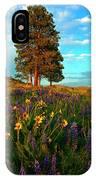Desert Pines Meadow IPhone Case