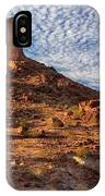 Desert Spire IPhone Case