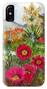 Desert Spring IPhone Case