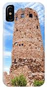 Desert View Tower, Grand Canyon IPhone Case