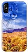 Desert Visions IPhone X Case