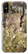 Desert Weeds IPhone Case