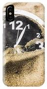 Deserted In Time IPhone Case