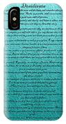Desiderata IPhone Case
