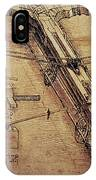 Design For A Giant Crossbow IPhone Case