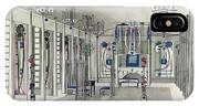 Design For A Music Room With Panels By Margaret Macdonald Mackintosh IPhone X Case