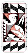 Southwest Collection - Design Four In Red IPhone Case