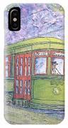 Desire Street Streetcar IPhone Case