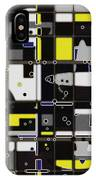 Destructured No. 1 IPhone Case