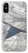 detail, ''Blues'' IPhone Case