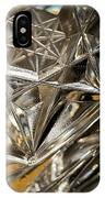 Detail Of Cut Glass IPhone Case