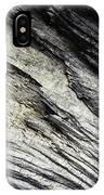 Detail Of Dry Broken Wood IPhone Case