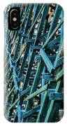 Detail View Of The Kinsol Trestle IPhone Case