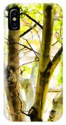 Detailed Tree Branches 2 IPhone Case