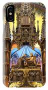 Details Notre Dame Montreal IPhone Case
