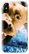 Devil Dog Underwater IPhone Case