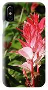 Devils Blush - Australian Native In Blue Mountains IPhone X Case
