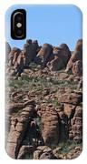 Devils Canyon Arizona IPhone Case