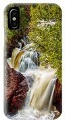 Devil's Kettle Falls IPhone Case