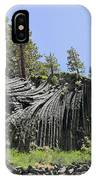 Devil's Postpile - Talk About Natural Wonders IPhone Case
