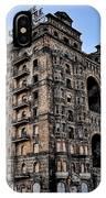 Divine Lorraine Hotel - Broad Street Philadelphia IPhone Case