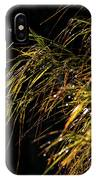 Dewy River Grass IPhone Case