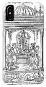Dhanvantari, God Of Ayurvedic Medicine IPhone Case