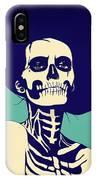 Dia De Las Muertas IPhone Case