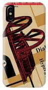 Diabetes No. I IPhone Case