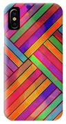 Diagonal Offset IPhone Case