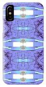 Diamonds Lilac IPhone Case