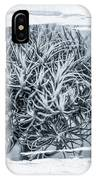 Dianthus Barbatus Bw IPhone Case
