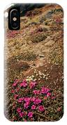Diapensia And Lapland Rosebay IPhone Case