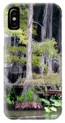 Dick And Charlies Tea Room IPhone Case