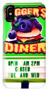 Digger's Diner IPhone Case