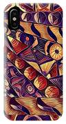 Digital Abstract 1 IPhone Case