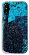 Digital Abstraction IPhone Case