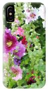 Digital Artwork 1391 IPhone Case