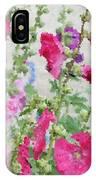Digital Artwork 1417 IPhone Case