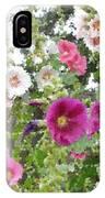 Digital Artwork 1424 IPhone Case
