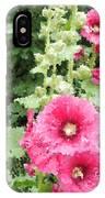 Digital Artwork 1426 IPhone Case
